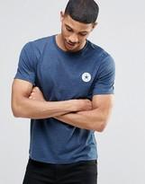 Converse Chuck Logo T-shirt In Blue 10002849-a02