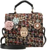 sweet deluxe FLOWER ELEGANCE Handbag bunt