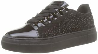 Maria Mare Mariamare Women's 62662 Low-Top Sneakers Black (Charol/Soft 1 Negro C47952) 4 UK
