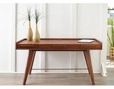 Moffitt Solid Wood Writing Desk Brayden Studio