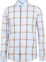 Farah Long Sleeve Check Shirt