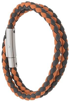 Tod's Mycolor woven bracelet