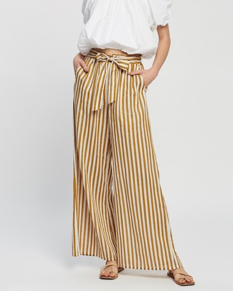 Tigerlily Neko Wide Leg Pants