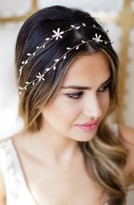 Brides & Hairpins Micah Crystal Double Banded Halo