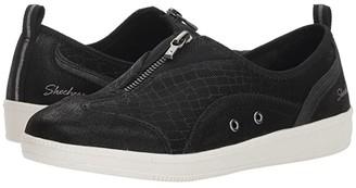 Skechers Madison Ave - City Muze (Black/White) Women's Shoes