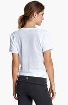 So Low Solow Mesh Back Sweatshirt