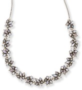 Kendra Scott Andrina Choker Necklace in Antique Silver