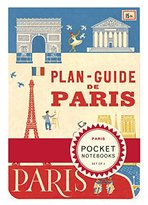 Cavallini & Co. Pocket Notebook Set Paris