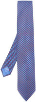 Brioni patterned tie - men - Silk - One Size