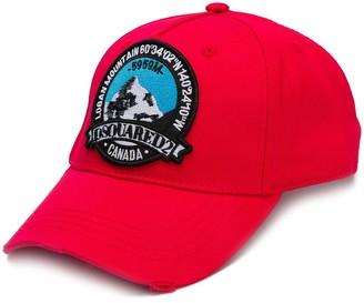 DSQUARED2 Logan Mountain baseball cap