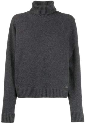 DSQUARED2 roll-neck sweater