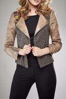 Insight Basket Weave Jacket