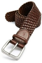 Polo Ralph Lauren Men's Braided Leather Belt