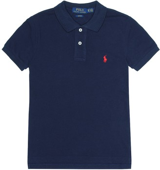 Polo Ralph Lauren Kids Cotton polo shirt