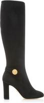 Dolce & Gabbana Stretch-Suede Boots