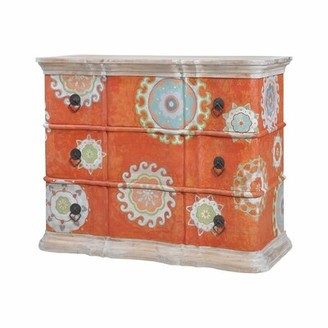 Dakota Fields 3 Drawer Dresser