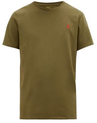Polo Ralph Lauren Slim-fit Cotton-jersey T-shirt - Mens - Green