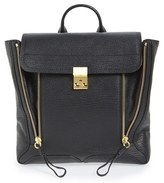 3.1 Phillip Lim 'Pashli' Leather Backpack - Black