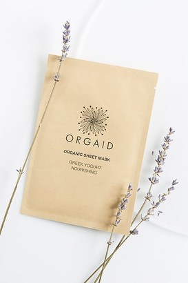 ORGAID Greek Yogurt & Nourishing Organic Mask
