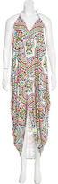 Mara Hoffman Printed Maxi Dress w/ Tags