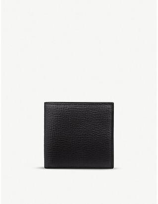 Smythson Burlington 8 card leather wallet