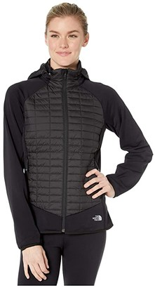 The North Face Thermoball Hybrid Jacket (TNF Black) Women's Coat
