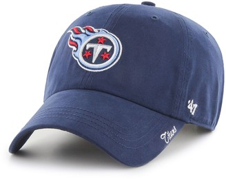 '47 Women's NFL Tennessee Titans Miata Clean Up Hat