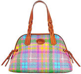 Dooney & Bourke Madras Small Domed Satchel