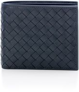 Bottega Veneta Grey Bi-fold Wallet
