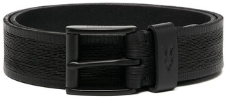 AllSaints Textured Belt