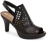 Naturalizer 'Pola' Cutout Slingback Sandal (Women)