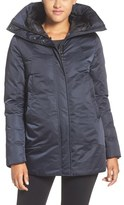 Dawn Levy Women's Hooded Down Coat