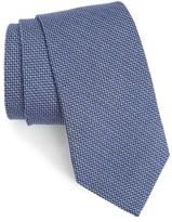 David Donahue Textured Tie