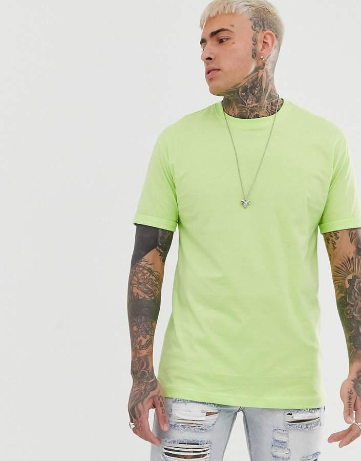 5a1ee3ad Bershka Men's Shirts - ShopStyle