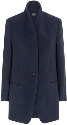 Isabel Marant Wool-Blend Felicie Coat