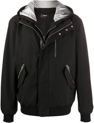 Mackage Dixon shell bomber jacket