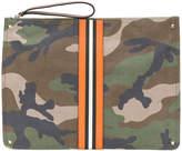 Valentino Garavani pouch canvas clutch