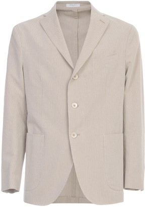 Boglioli Jacket Sirsark 3 Buttons W/flap Pockets