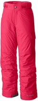 Columbia Starchaser Peak II Pants - Insulated (For Little & Big Girls)