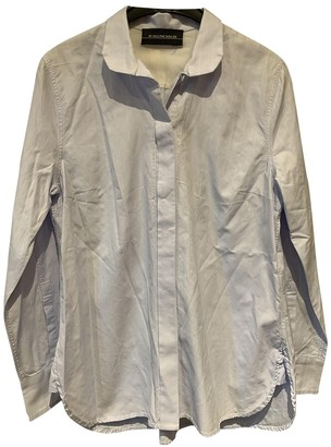By Malene Birger Blue Cotton Top for Women