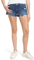 Blank NYC Women's Blanknyc Shake It Off Cutoff Denim Shorts
