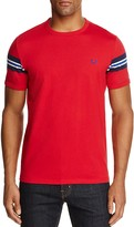 Fred Perry Stripe-Sleeve Tee