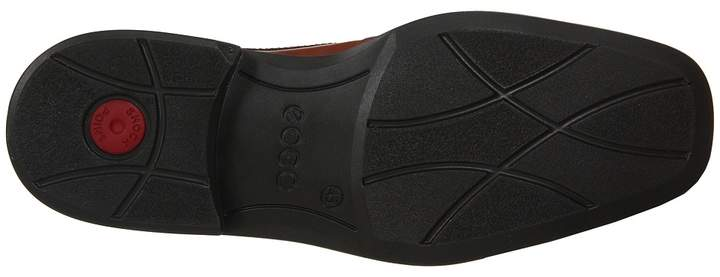 Ecco New Jersey Tie Men's Lace-up Bicycle Toe Shoes