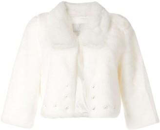 Unreal Fur Faux-Fur Jacket