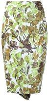 Isabela Capeto floral skirt