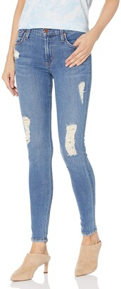 James Jeans Women's James Twiggy 5-Pocket Legging Jean in Eden