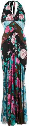 Dvf Diane Von Furstenberg Floral-Print Maxi Dress