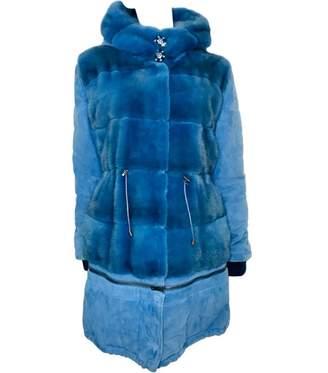 N. Mala Mati Marconi \N Blue Mink Coats