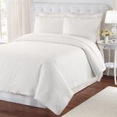 Lamont Limited Maddie Coverlet, Twin, White