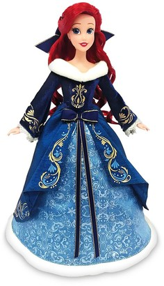 Disney Ariel Doll The Little Mermaid 2020 Holiday Special Edition 11''